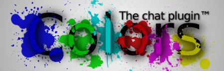 [1.2.5-R1] Colors v2.0.2 - Цветные буквы в чате