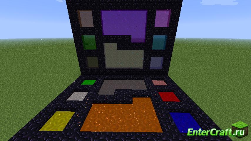 сундук в minecraft 1.3.2