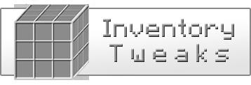 [1.4.2] Inventory Tweaks v1.44 - Укомплектует вещи в инвентаре