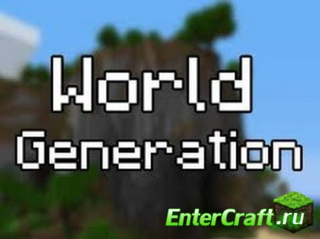[1.6.4] Better World Generation 4 - v1.1.9 [FORGE]